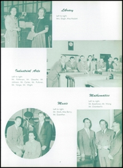 Page 13, 1953 Edition, Midland High School - Chemic Yearbook (Midland, MI) online yearbook collection