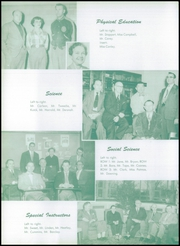 Page 14, 1953 Edition, Midland High School - Chemic Yearbook (Midland, MI) online yearbook collection