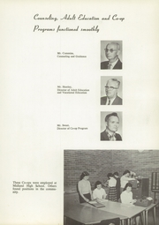 Page 11, 1959 Edition, Midland High School - Chemic Yearbook (Midland, MI) online yearbook collection