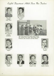 Page 12, 1959 Edition, Midland High School - Chemic Yearbook (Midland, MI) online yearbook collection