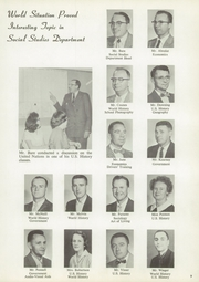 Page 13, 1959 Edition, Midland High School - Chemic Yearbook (Midland, MI) online yearbook collection