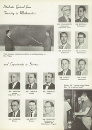Page 15, 1959 Edition, Midland High School - Chemic Yearbook (Midland, MI) online yearbook collection