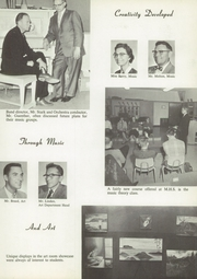 Page 17, 1959 Edition, Midland High School - Chemic Yearbook (Midland, MI) online yearbook collection