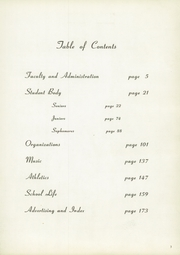 Page 7, 1959 Edition, Midland High School - Chemic Yearbook (Midland, MI) online yearbook collection