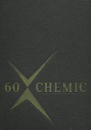 Page 1, 1960 Edition, Midland High School - Chemic Yearbook (Midland, MI) online yearbook collection