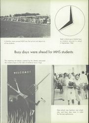 Page 11, 1960 Edition, Midland High School - Chemic Yearbook (Midland, MI) online yearbook collection