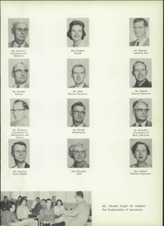 Page 13, 1960 Edition, Midland High School - Chemic Yearbook (Midland, MI) online yearbook collection