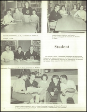 Page 10, 1958 Edition, Lincoln High School - Commander Yearbook (Warren, MI) online yearbook collection