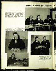 Page 10, 1962 Edition, Pontiac Northern High School - Avalanche Yearbook (Pontiac, MI) online yearbook collection