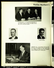 Page 12, 1962 Edition, Pontiac Northern High School - Avalanche Yearbook (Pontiac, MI) online yearbook collection