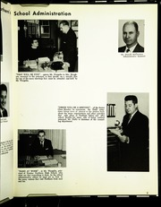 Page 13, 1962 Edition, Pontiac Northern High School - Avalanche Yearbook (Pontiac, MI) online yearbook collection