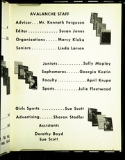 Page 7, 1962 Edition, Pontiac Northern High School - Avalanche Yearbook (Pontiac, MI) online yearbook collection