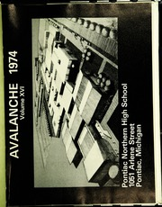 Page 5, 1974 Edition, Pontiac Northern High School - Avalanche Yearbook (Pontiac, MI) online yearbook collection