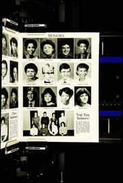 Page 17, 1985 Edition, Pontiac Northern High School - Avalanche Yearbook (Pontiac, MI) online yearbook collection