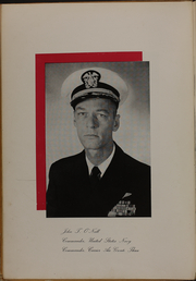 Page 10, 1954 Edition, Tarawa (CVA 40) - Naval Cruise Book online yearbook collection