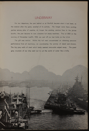 Page 13, 1954 Edition, Tarawa (CVA 40) - Naval Cruise Book online yearbook collection