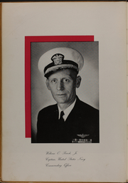 Page 8, 1954 Edition, Tarawa (CVA 40) - Naval Cruise Book online yearbook collection