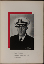 Page 9, 1954 Edition, Tarawa (CVA 40) - Naval Cruise Book online yearbook collection