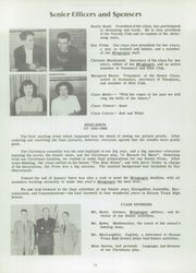 Page 15, 1949 Edition, Trenton High School - Monguagon Yearbook (Trenton, MI) online yearbook collection