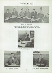 Page 8, 1949 Edition, Trenton High School - Monguagon Yearbook (Trenton, MI) online yearbook collection