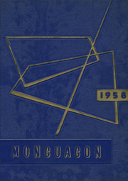 Page 1, 1958 Edition, Trenton High School - Monguagon Yearbook (Trenton, MI) online yearbook collection