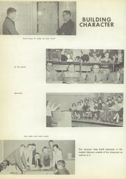 Page 14, 1958 Edition, Trenton High School - Monguagon Yearbook (Trenton, MI) online yearbook collection