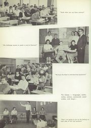 Page 16, 1958 Edition, Trenton High School - Monguagon Yearbook (Trenton, MI) online yearbook collection