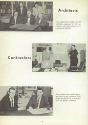Page 8, 1958 Edition, Trenton High School - Monguagon Yearbook (Trenton, MI) online yearbook collection