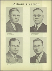 Page 7, 1952 Edition, Farmington High School - Rollcall Yearbook (Farmington, MI) online yearbook collection