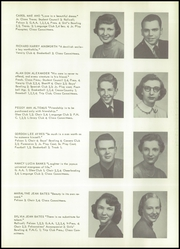 Page 15, 1954 Edition, Farmington High School - Rollcall Yearbook (Farmington, MI) online yearbook collection
