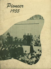1955 Edition, Bentley High School - Pioneer Yearbook (Livonia, MI)