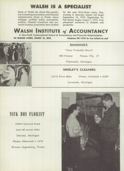 Page 116, 1955 Edition, Bentley High School - Pioneer Yearbook (Livonia, MI) online yearbook collection