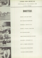 Page 120, 1955 Edition, Bentley High School - Pioneer Yearbook (Livonia, MI) online yearbook collection