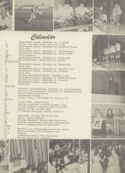 Page 123, 1955 Edition, Bentley High School - Pioneer Yearbook (Livonia, MI) online yearbook collection