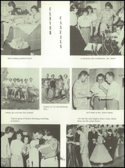 Page 108, 1956 Edition, Bentley High School - Pioneer Yearbook (Livonia, MI) online yearbook collection