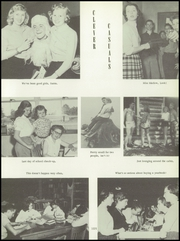 Page 109, 1956 Edition, Bentley High School - Pioneer Yearbook (Livonia, MI) online yearbook collection