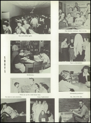 Page 111, 1956 Edition, Bentley High School - Pioneer Yearbook (Livonia, MI) online yearbook collection