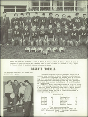 Page 116, 1956 Edition, Bentley High School - Pioneer Yearbook (Livonia, MI) online yearbook collection
