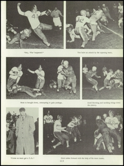 Page 117, 1956 Edition, Bentley High School - Pioneer Yearbook (Livonia, MI) online yearbook collection