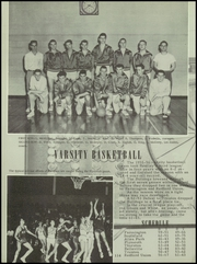 Page 118, 1956 Edition, Bentley High School - Pioneer Yearbook (Livonia, MI) online yearbook collection