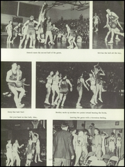 Page 121, 1956 Edition, Bentley High School - Pioneer Yearbook (Livonia, MI) online yearbook collection
