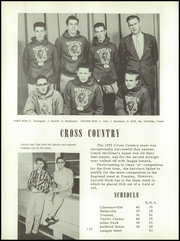 Page 124, 1956 Edition, Bentley High School - Pioneer Yearbook (Livonia, MI) online yearbook collection