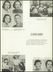 Page 13, 1956 Edition, Bentley High School - Pioneer Yearbook (Livonia, MI) online yearbook collection