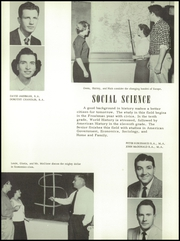 Page 14, 1956 Edition, Bentley High School - Pioneer Yearbook (Livonia, MI) online yearbook collection