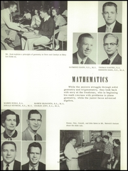 Page 16, 1956 Edition, Bentley High School - Pioneer Yearbook (Livonia, MI) online yearbook collection