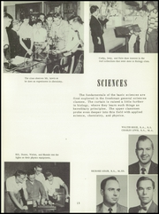 Page 17, 1956 Edition, Bentley High School - Pioneer Yearbook (Livonia, MI) online yearbook collection