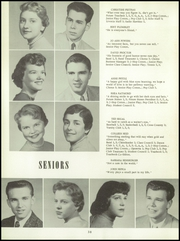 Bentley High School - Pioneer Yearbook (Livonia, MI) online yearbook collection, 1956 Edition, Page 42
