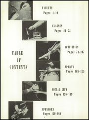 Page 6, 1956 Edition, Bentley High School - Pioneer Yearbook (Livonia, MI) online yearbook collection
