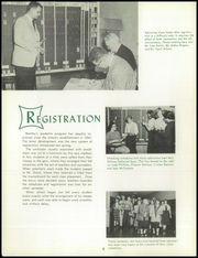 Page 10, 1957 Edition, Bentley High School - Pioneer Yearbook (Livonia, MI) online yearbook collection