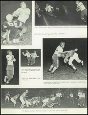 Bentley High School - Pioneer Yearbook (Livonia, MI) online yearbook collection, 1957 Edition, Page 30